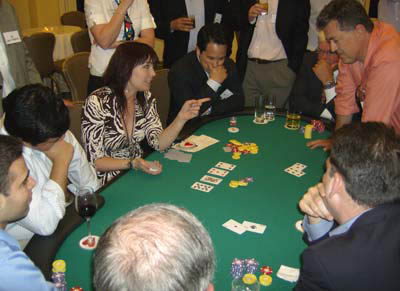 Children's Hospital Annual Texas Hold Em Poker Tournament with Annie Duke