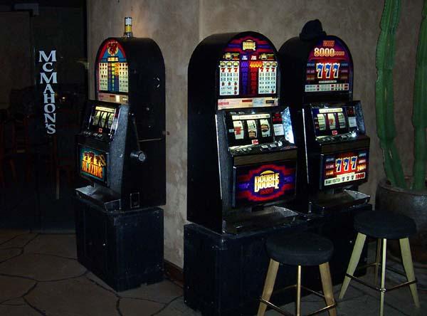 casino slot machine rental tucson