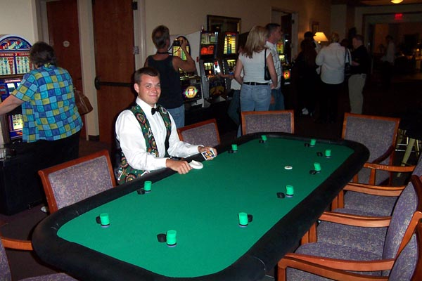 Casino night party rental online gambling iowa legal