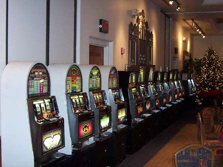 Ohio laws on slot machines fundrasiers new online casinos 2015