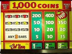 Click to see our slot machine glass