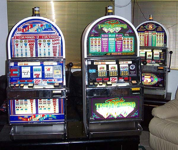 Is it legal to sell slot machines in california casinos offering no deposit bonus