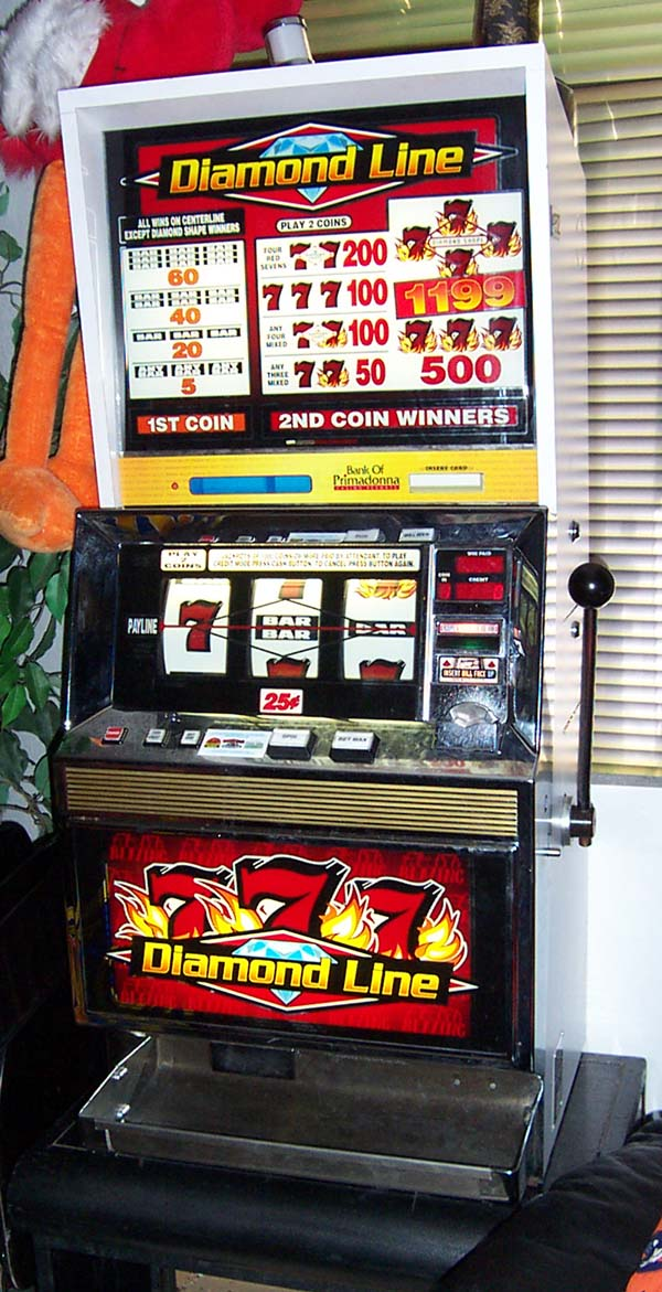 Casino Slot Machines For Sale