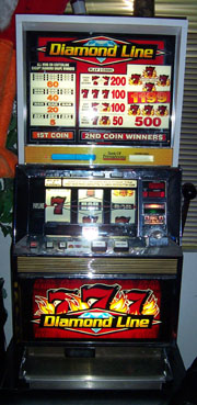 Used slot machines for sale in maryland