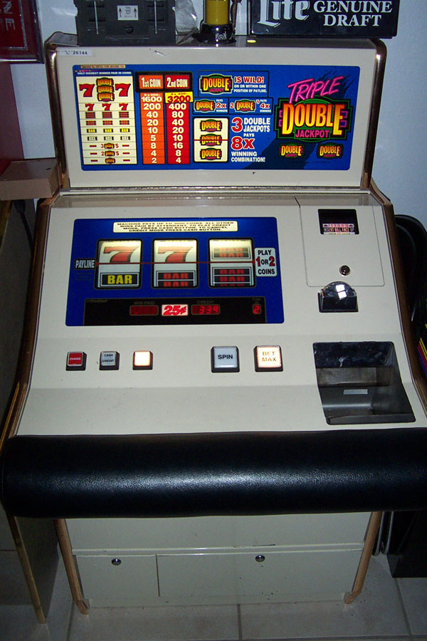 Used slot machines for sale in california